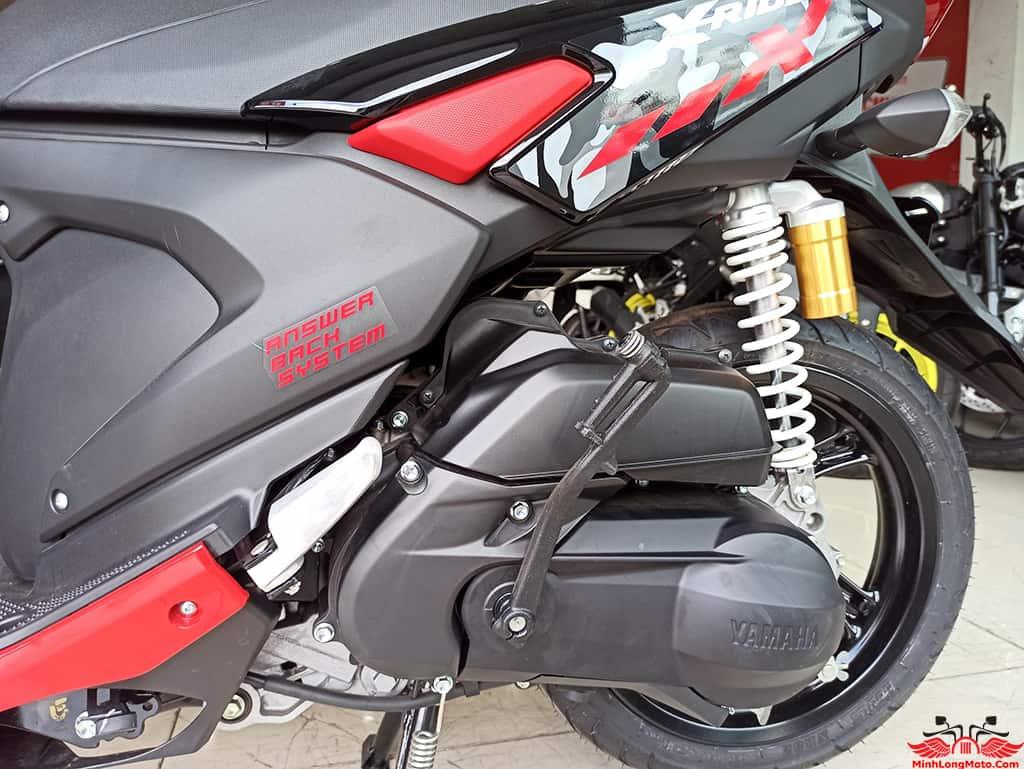 Động cơ X Ride