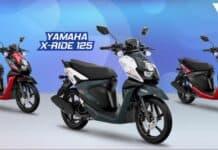 Giá xe Yamaha X Ride 125