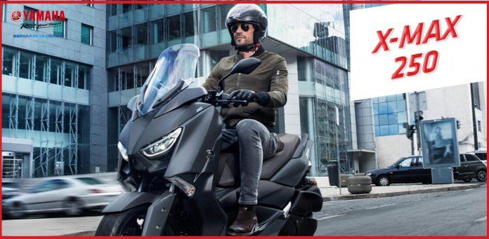 Giá Yamaha Xmax 250