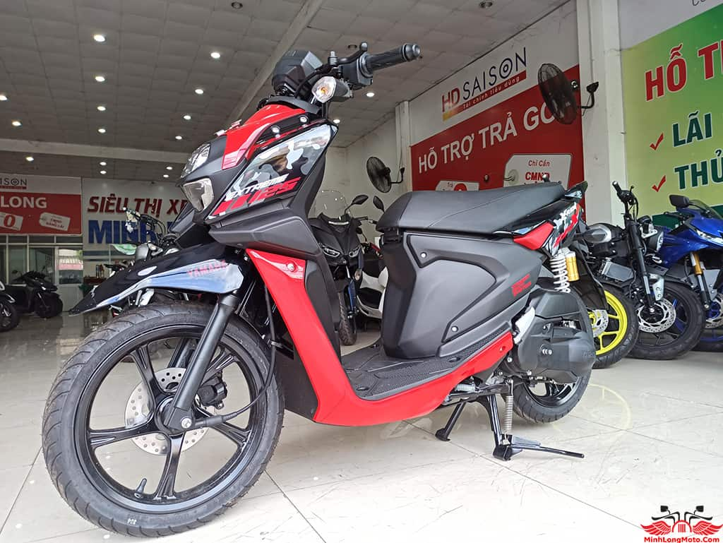 thiết kế X Ride 125