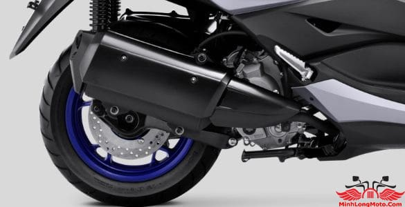 Traction Control System Xmax